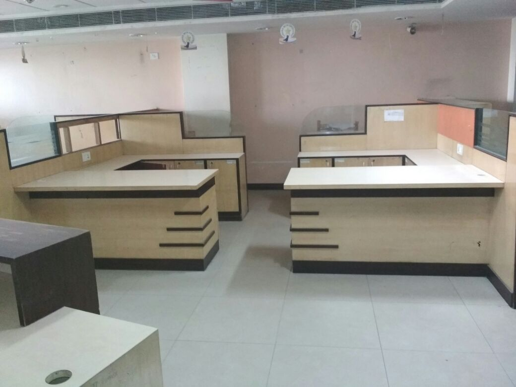 Fully Furnished space with plug n play facility
