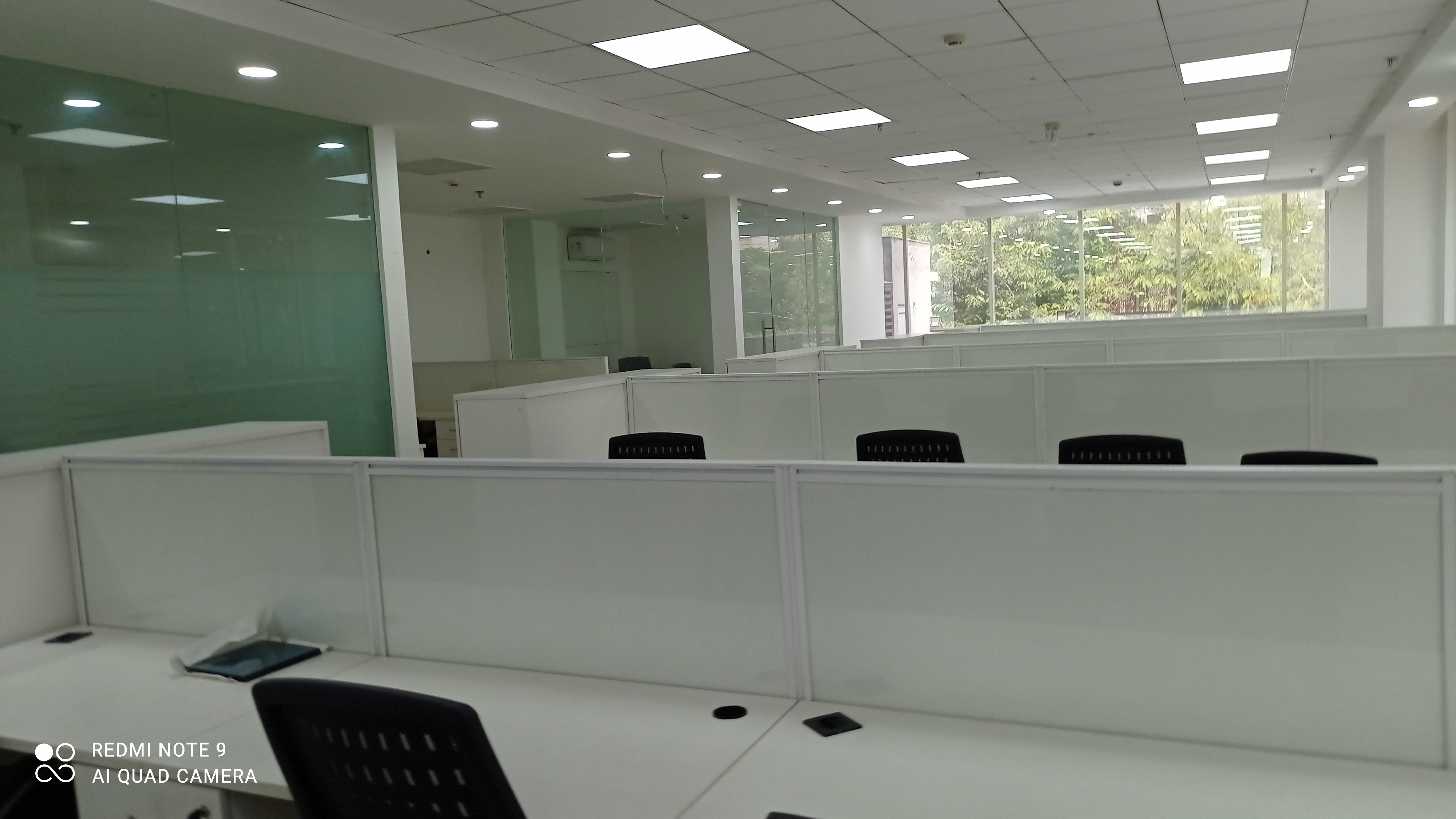 Fully furnished office space available on Ground Floor