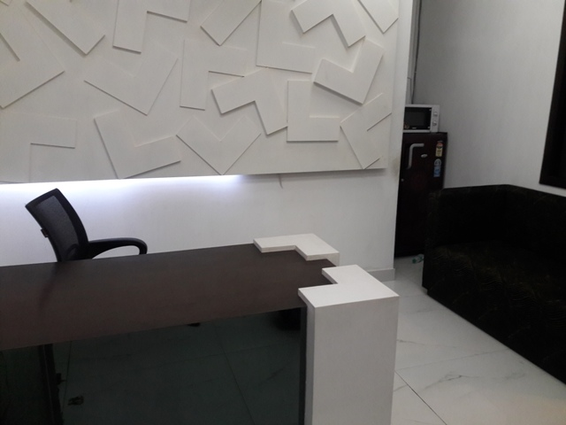 Fully Furnished space in wave silver tower