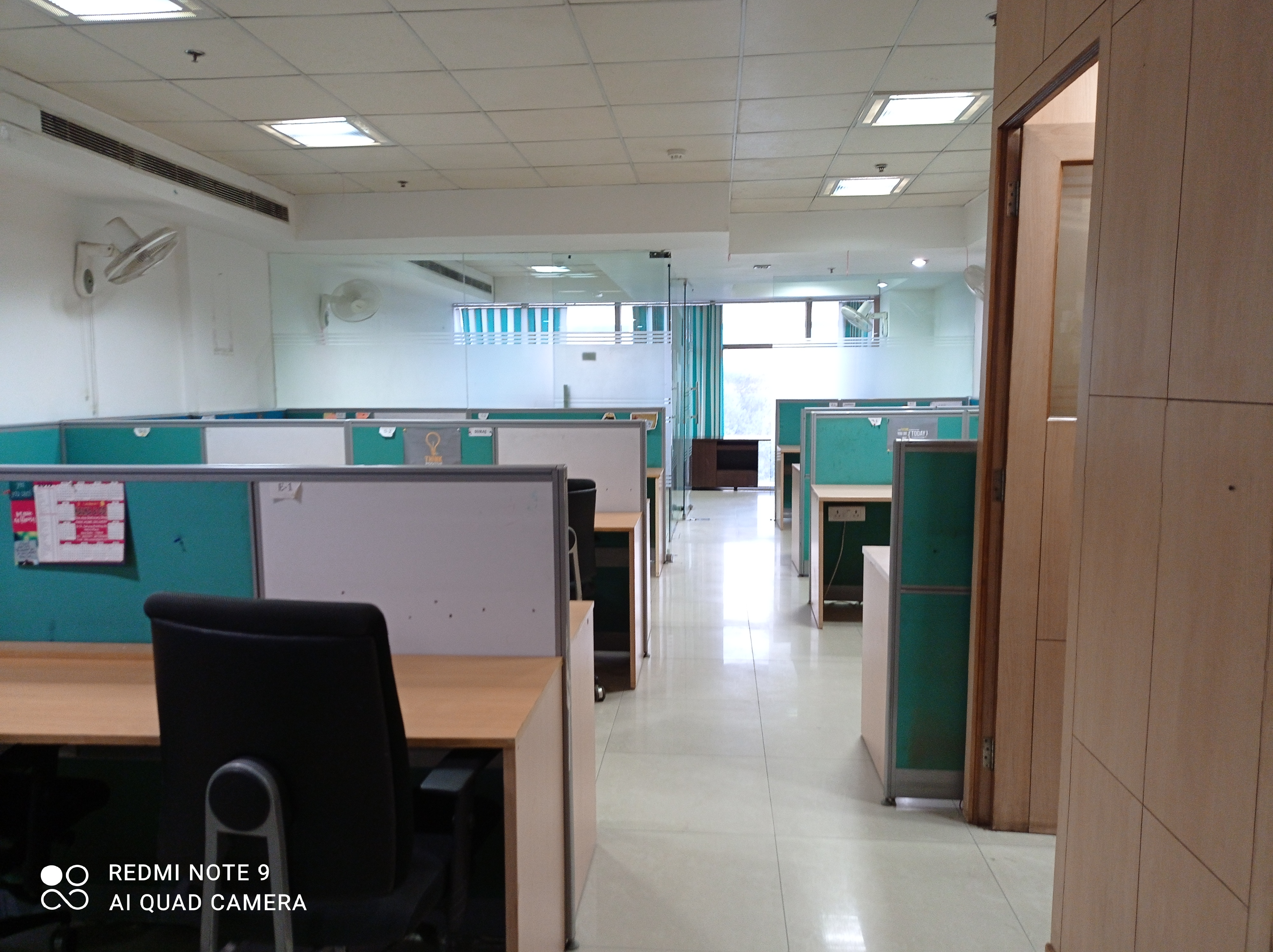 Commercial Fully Furnished space with plug n play facility