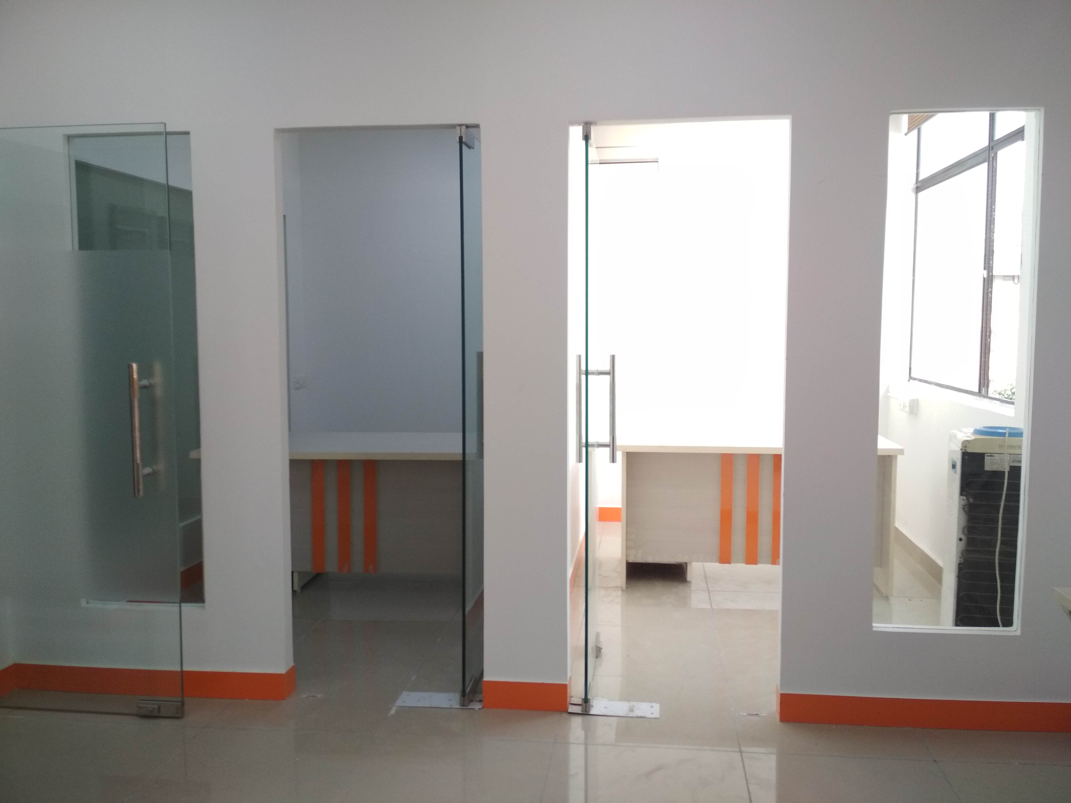 Fully furnished space on prime location