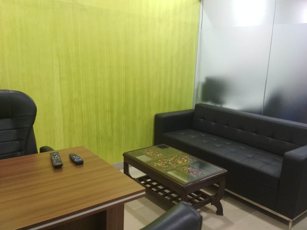 Small fully furnished office space