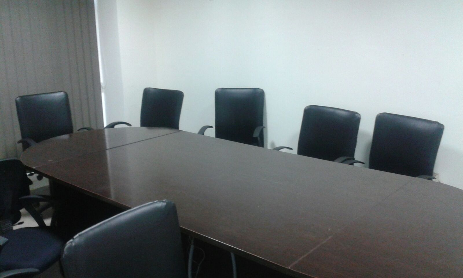 Fully Furnished space with plug n play facility on 18m road
